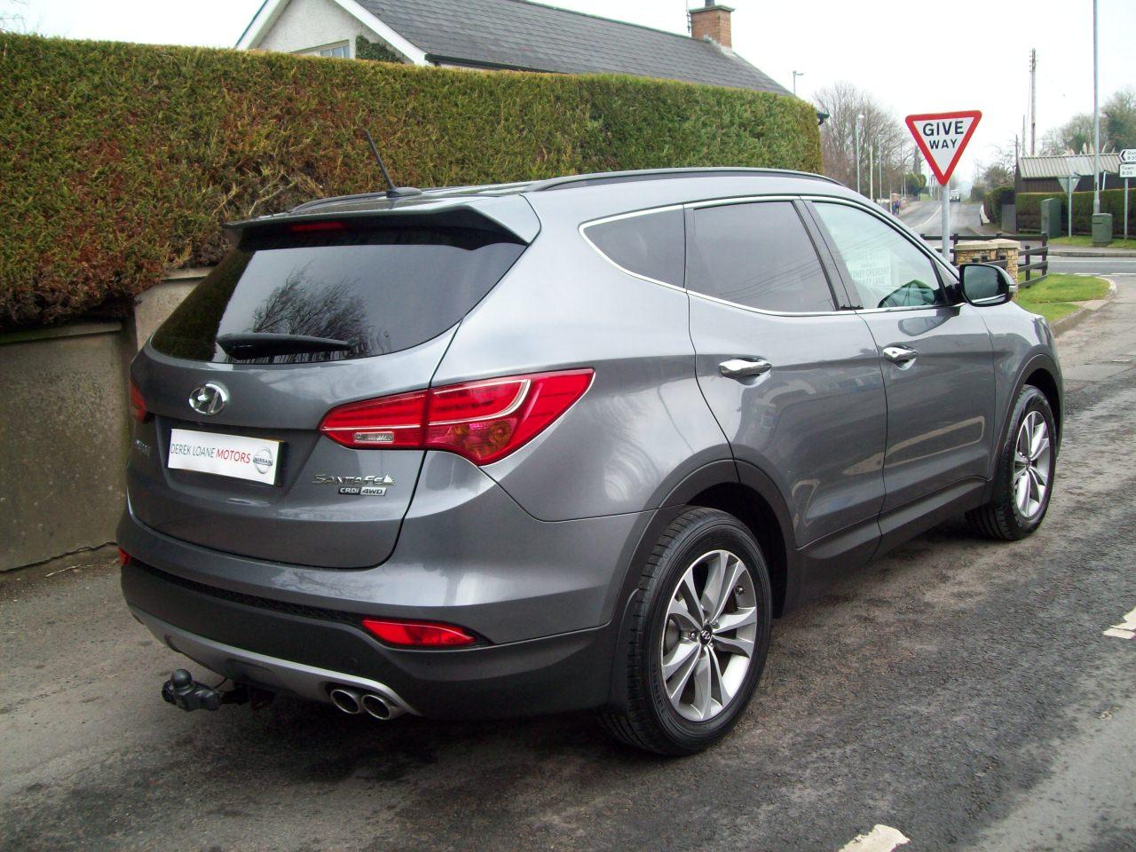 2015 Hyundai Santa FE Diesel Manual – Derek Loane Motors full