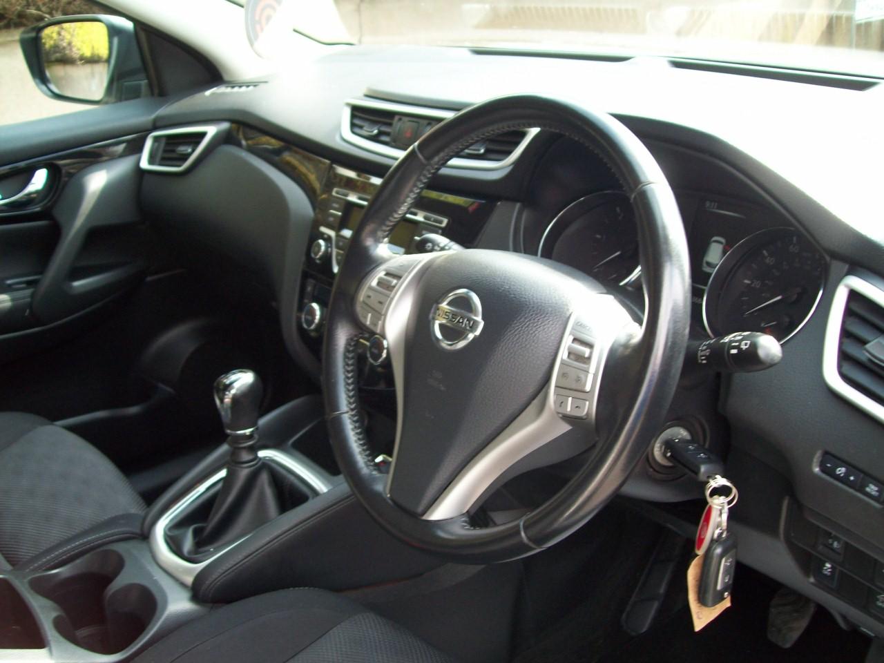 Nissan QASHQAI ACENTA SMART VIS DCI