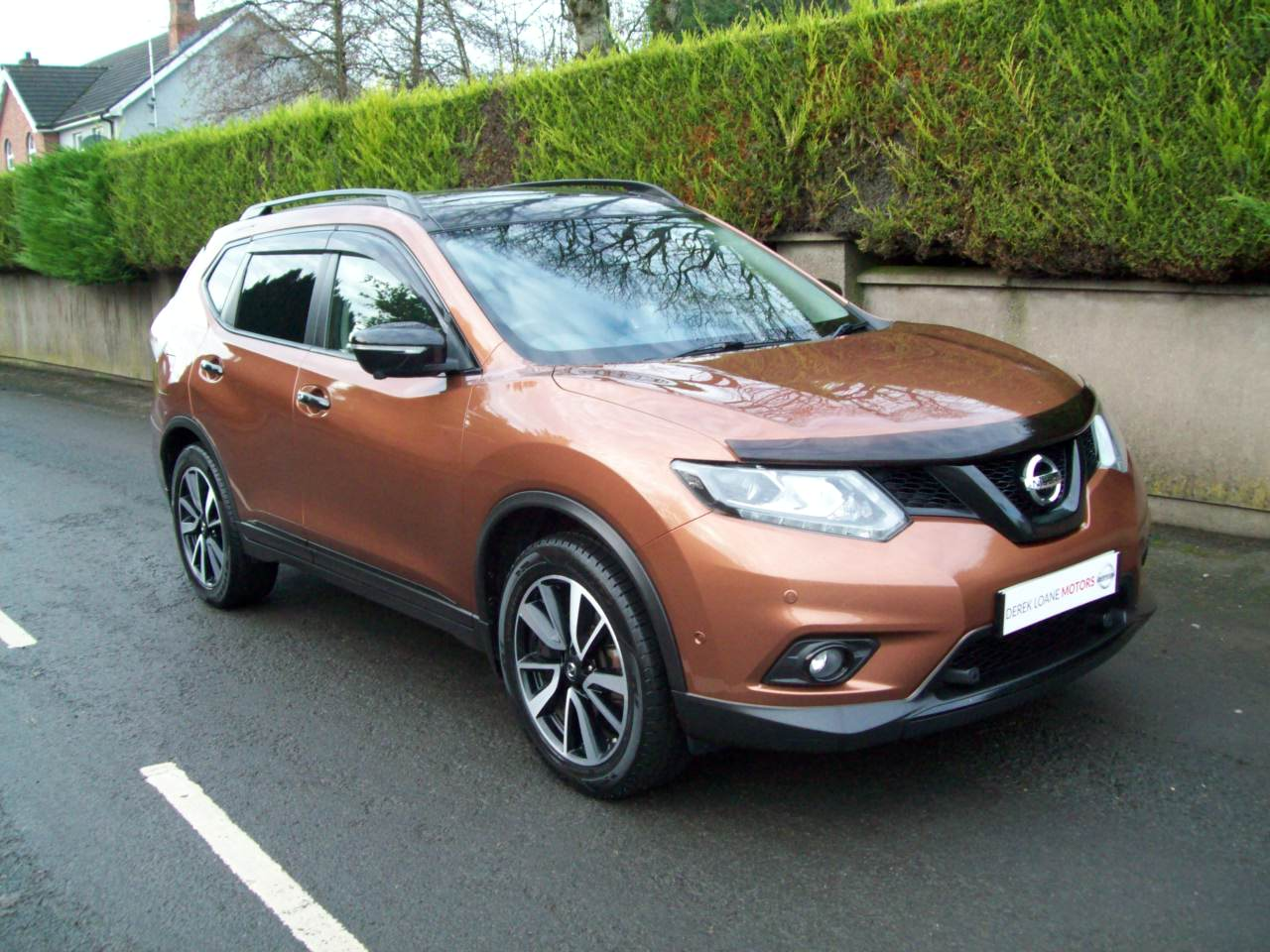 Nissan X-TRAIL TEKNA BLACK PACK DCI 4X4 7 SEATS