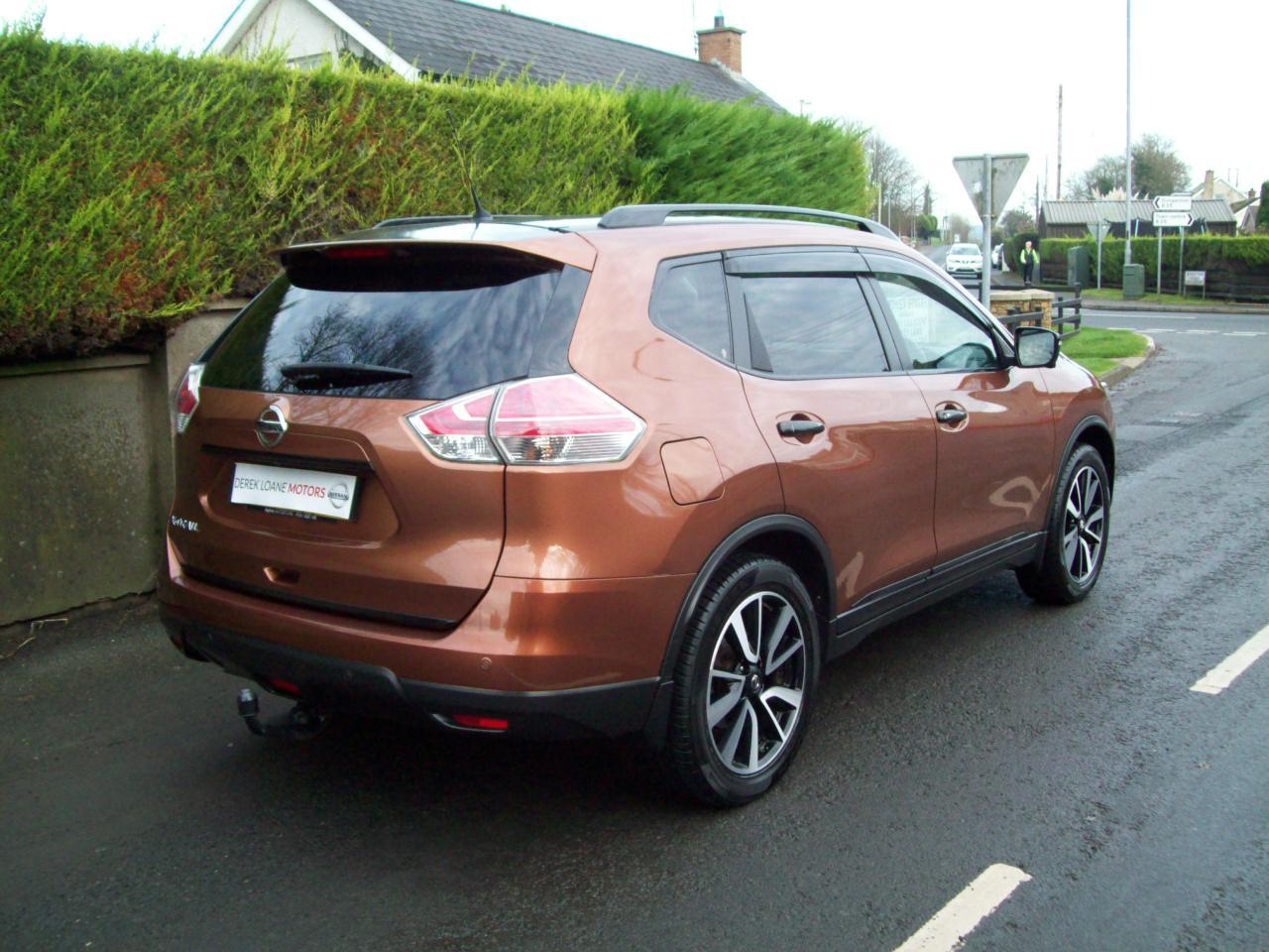 2015 Nissan X-Trail Diesel Manual – Derek Loane Motors full
