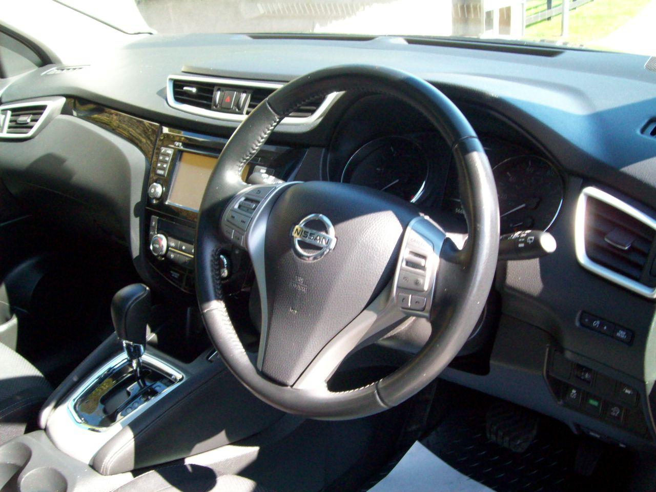 Nissan QASHQAI N-CONNECTA DCI CVT