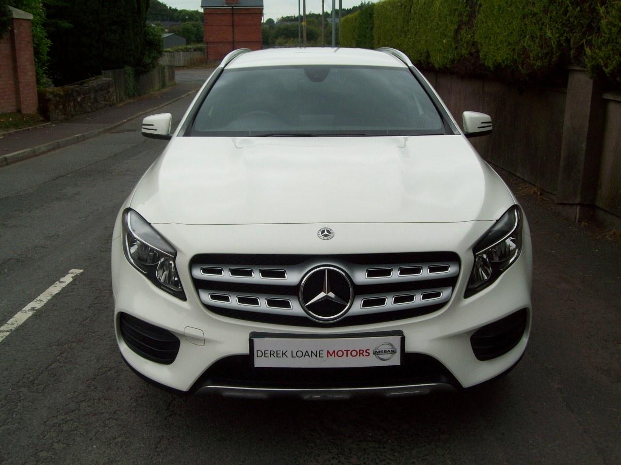 Mercedes-Benz GLA 200 AMG LINE D 4MATIC AUTO
