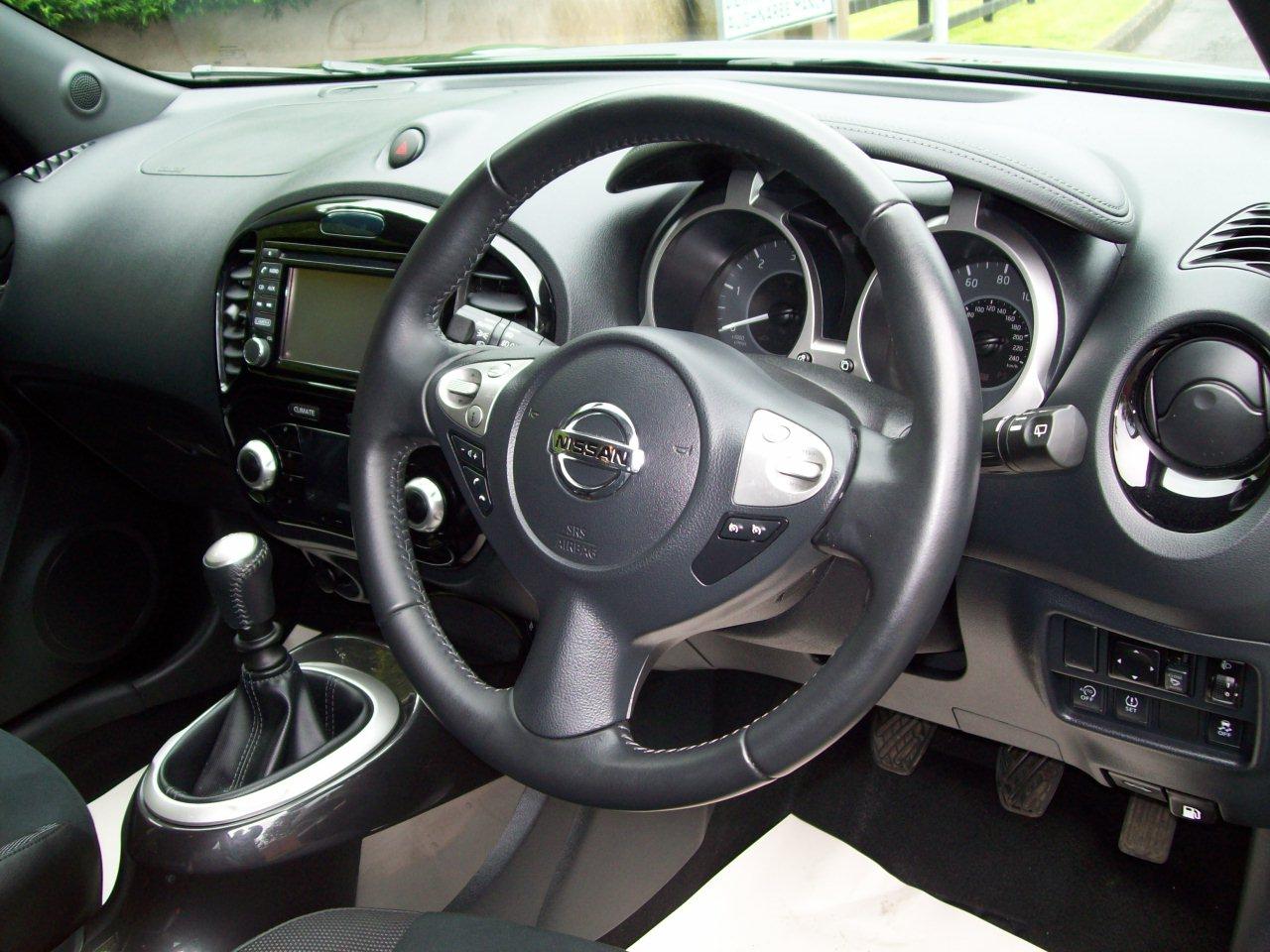 2018 Nissan Juke Diesel Manual – Derek Loane Motors full