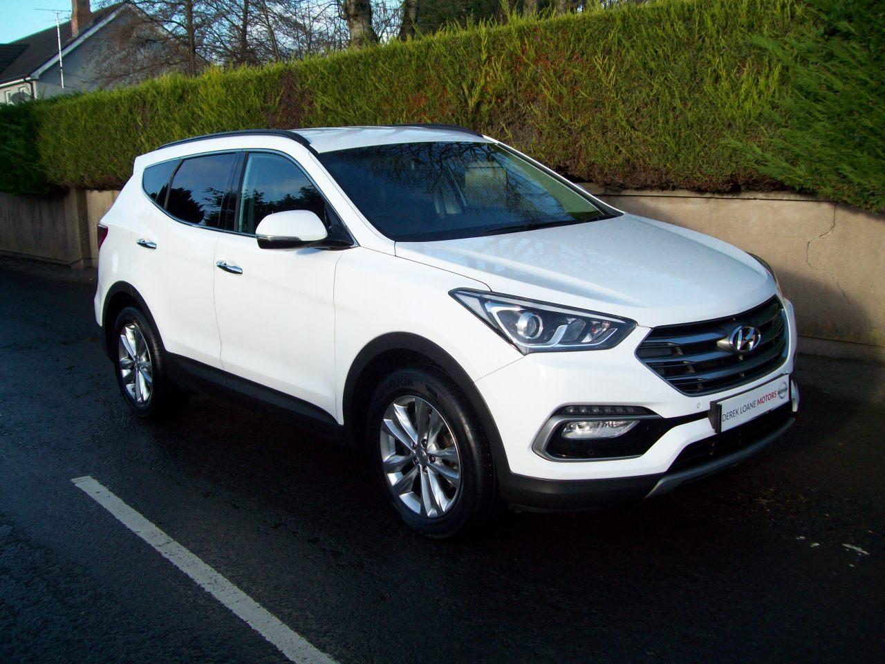 2018 Hyundai Santa FE Diesel Manual – Derek Loane Motors