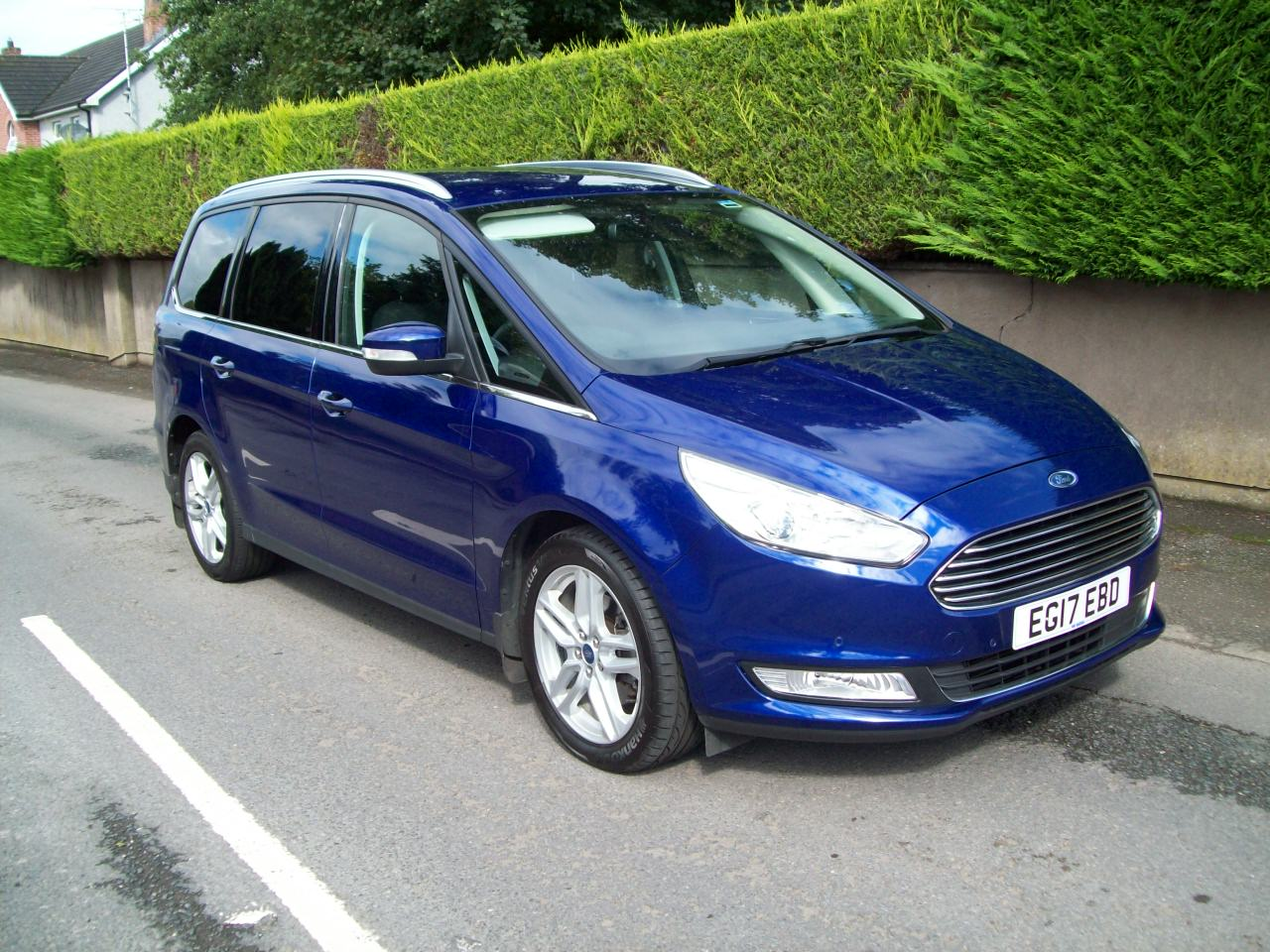 2017 Ford Galaxy Diesel Manual – Derek Loane Motors