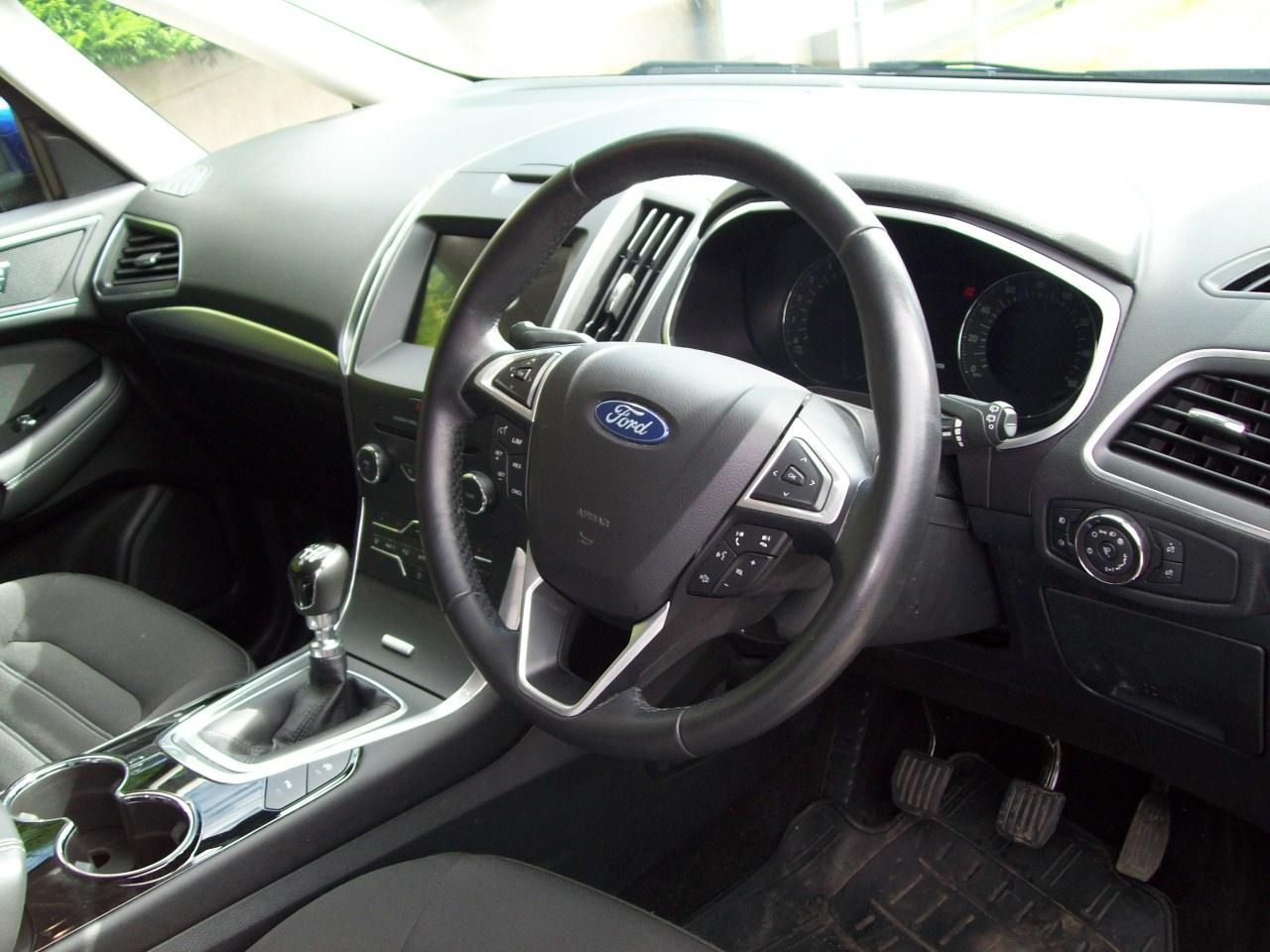 Ford GALAXY TITANIUM TDCI