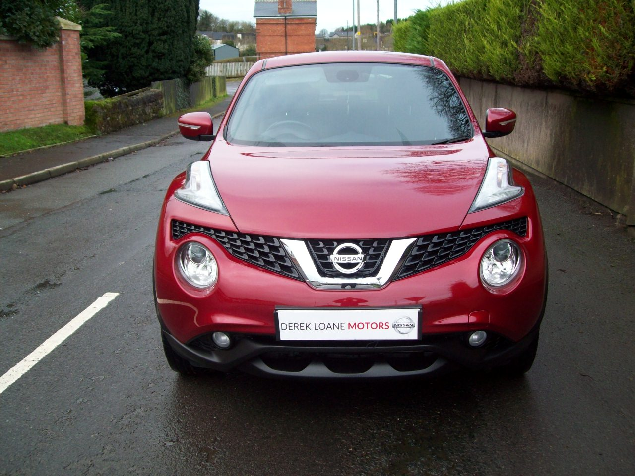 Nissan JUKE N-CONNECTA DCI