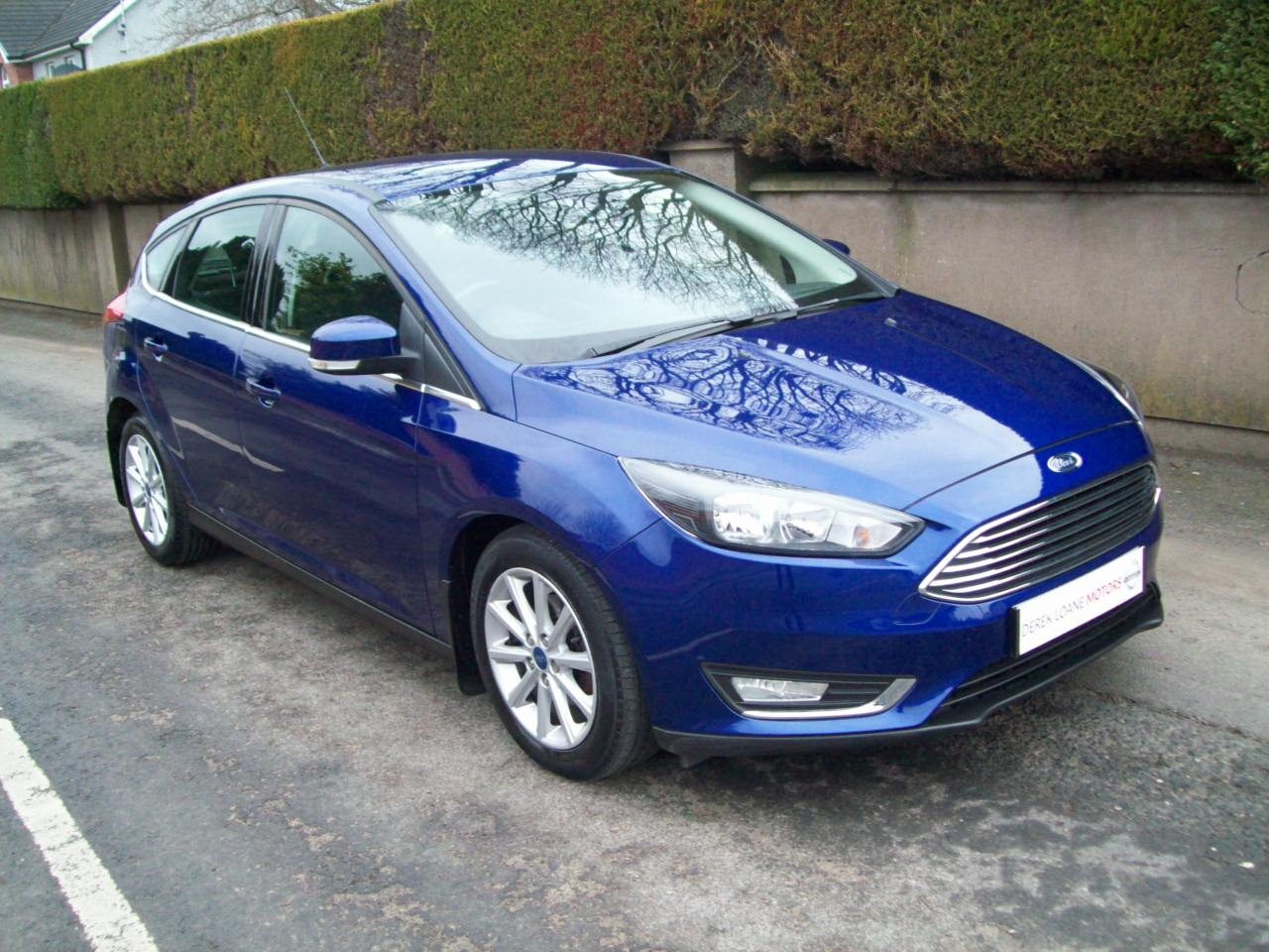 2016 Ford Focus Diesel Manual – Derek Loane Motors