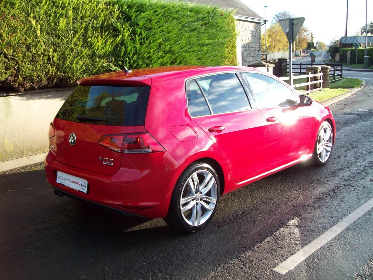 Volkswagen GOLF GT EDITION TDI BMT