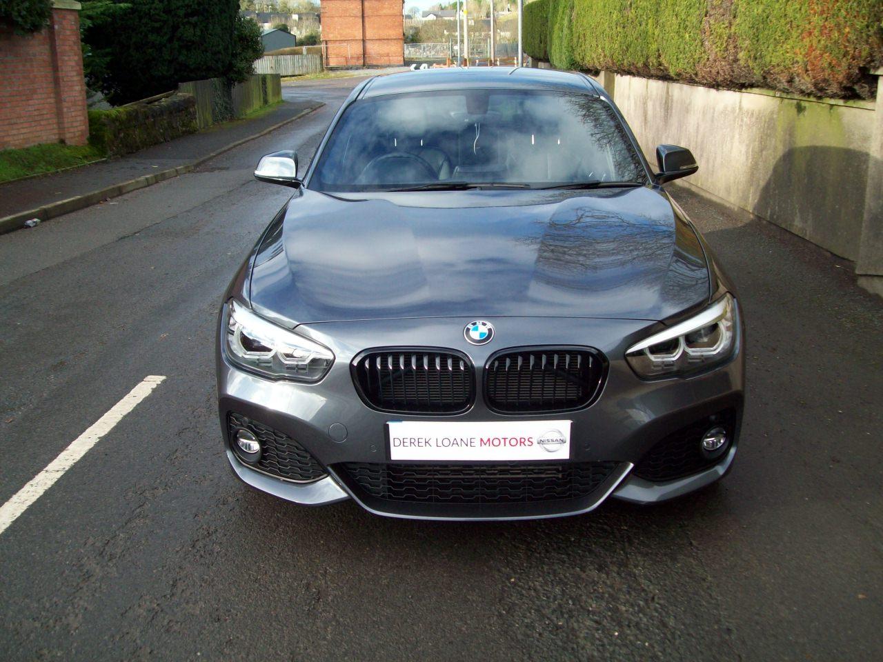 2018 BMW 1 Series Diesel Manual – Derek Loane Motors full