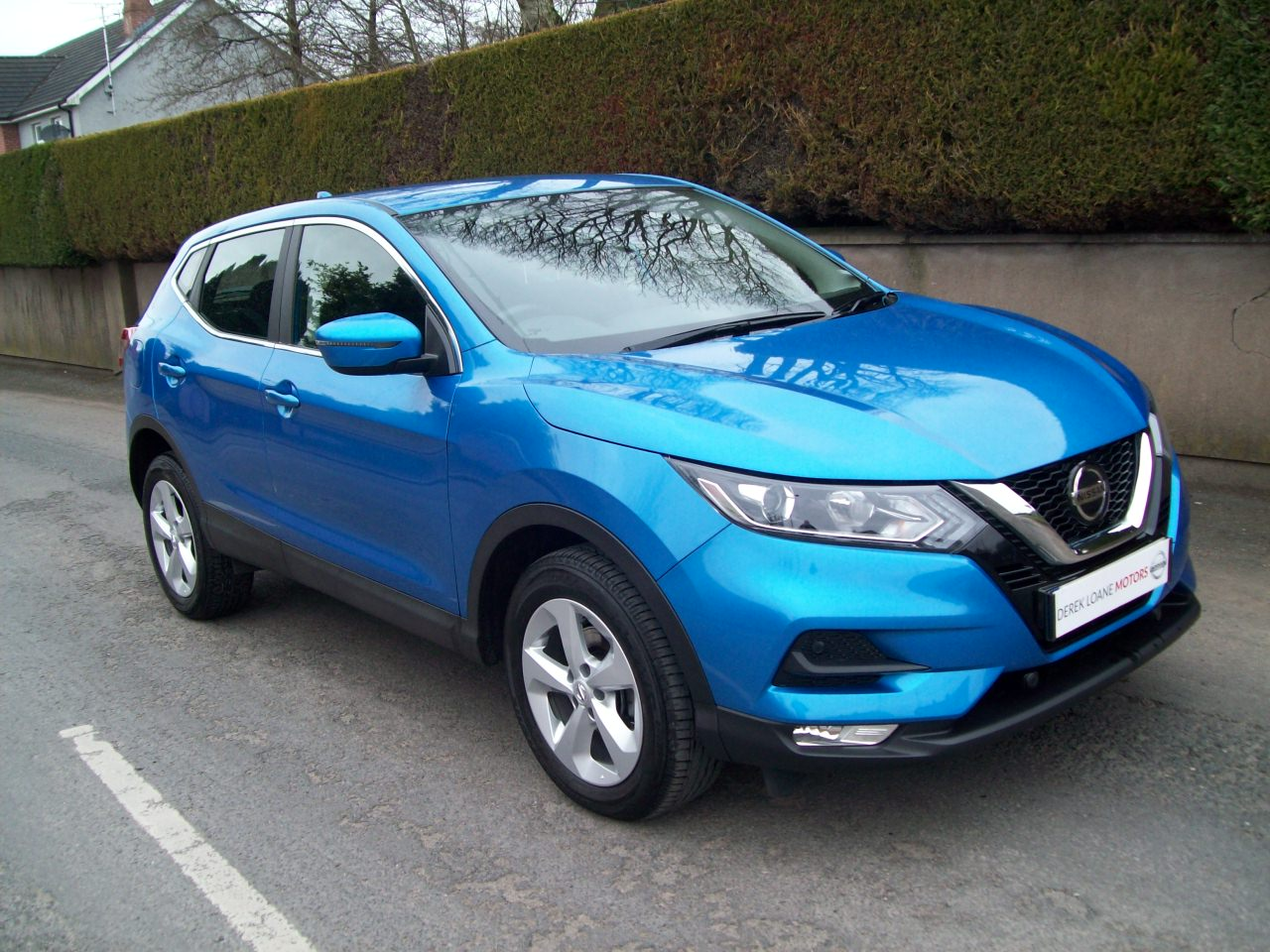 2019 Nissan Qashqai Diesel Manual – Derek Loane Motors full