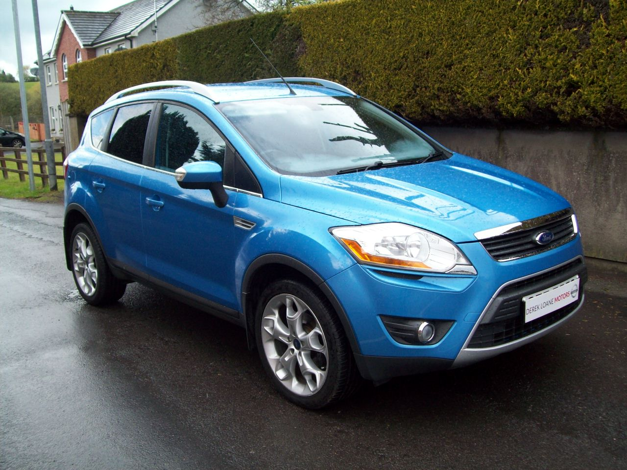 2010 Ford Kuga Diesel Manual – Derek Loane Motors