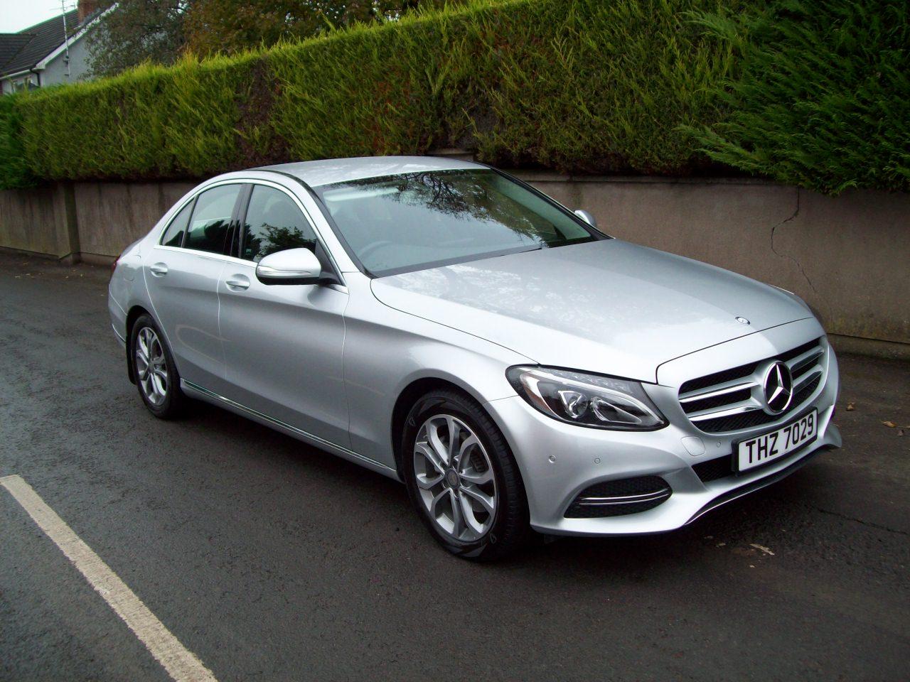 2014 Mercedes-Benz C Class Diesel Tiptronic Automatic – Derek Loane Motors full