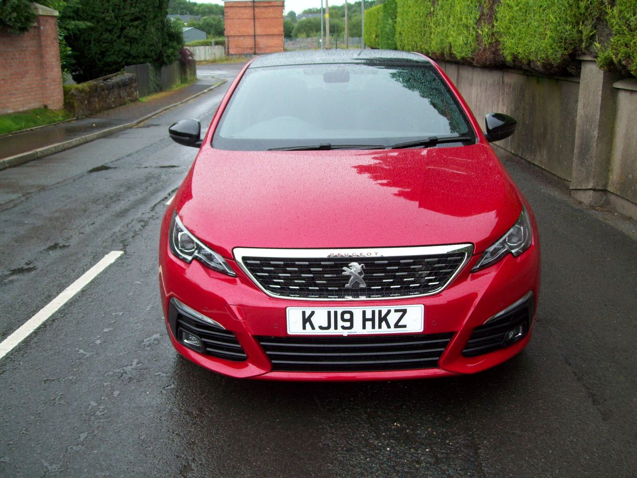 Peugeot 308 GT LINE BLUEHDI S/S for sale at Derek Loane ...