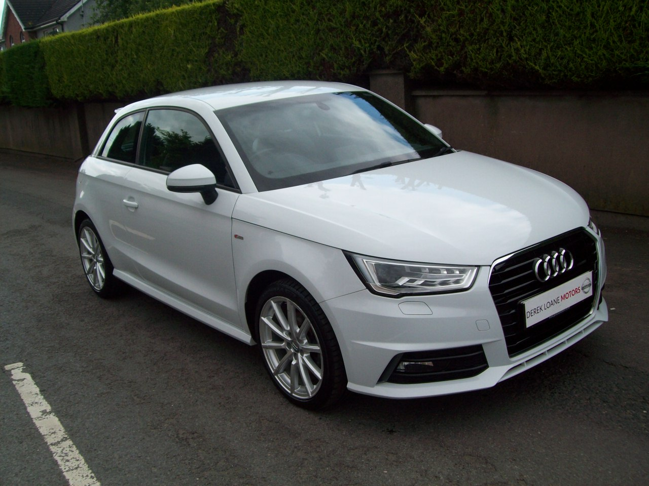 Audi A1 S LINE TDI