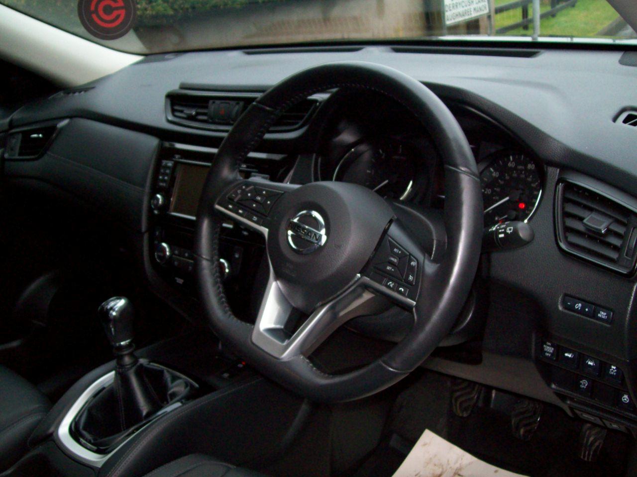 2020 Nissan X-Trail Diesel Manual – Derek Loane Motors full