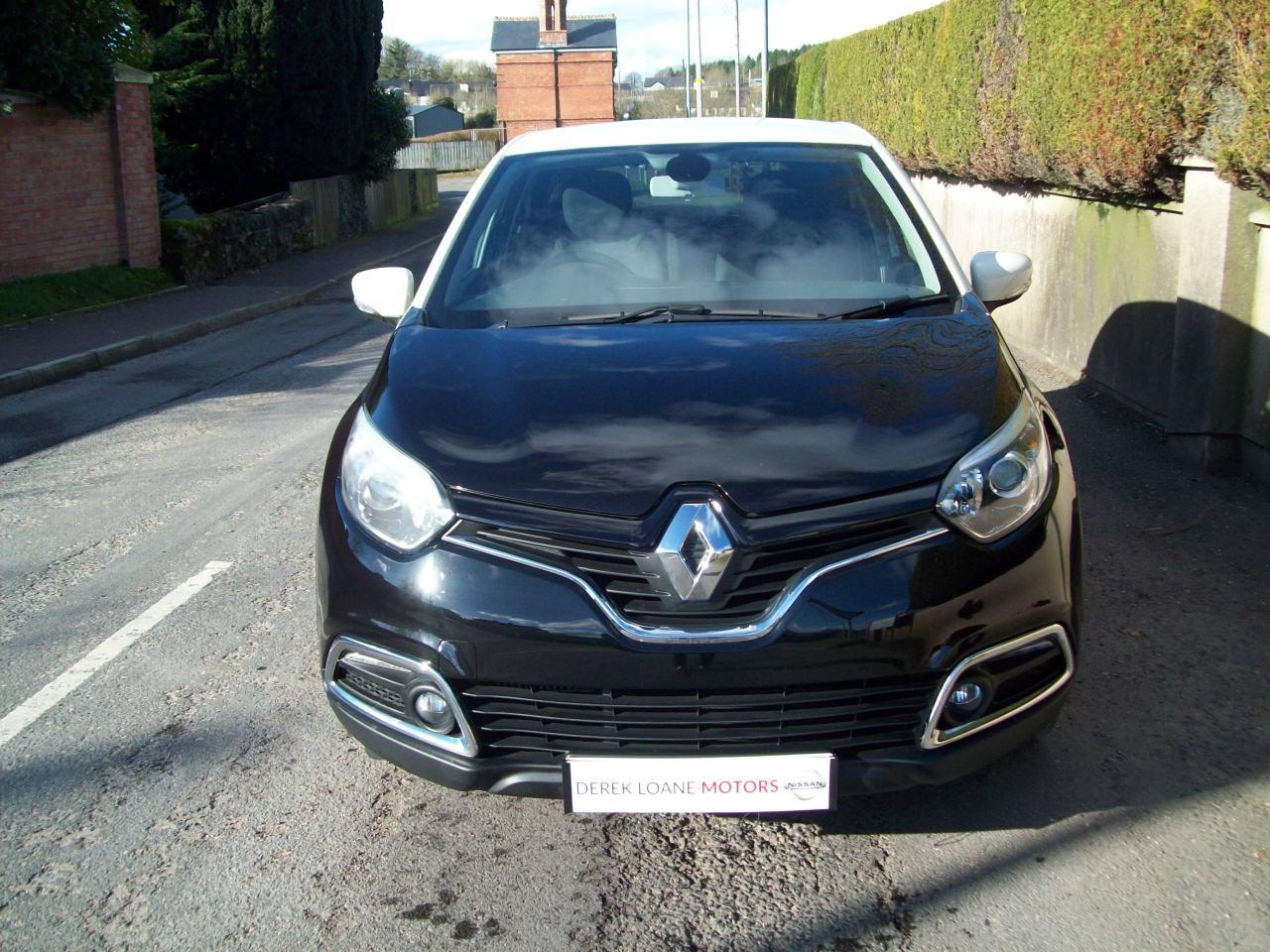Renault CAPTUR DYNAMIQUE S NAV DCI A