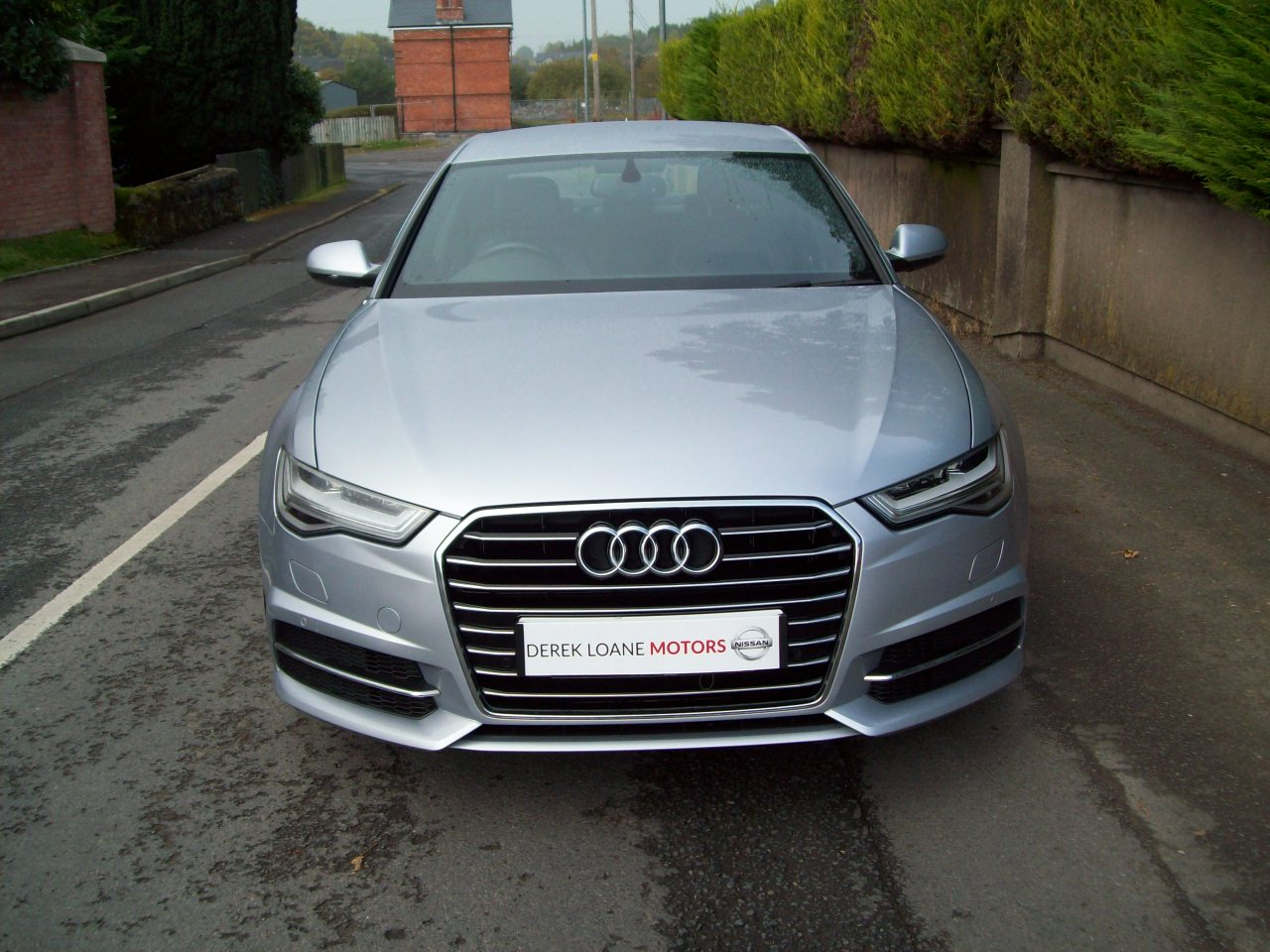 2016 Audi A6 Diesel Manual – Derek Loane Motors full