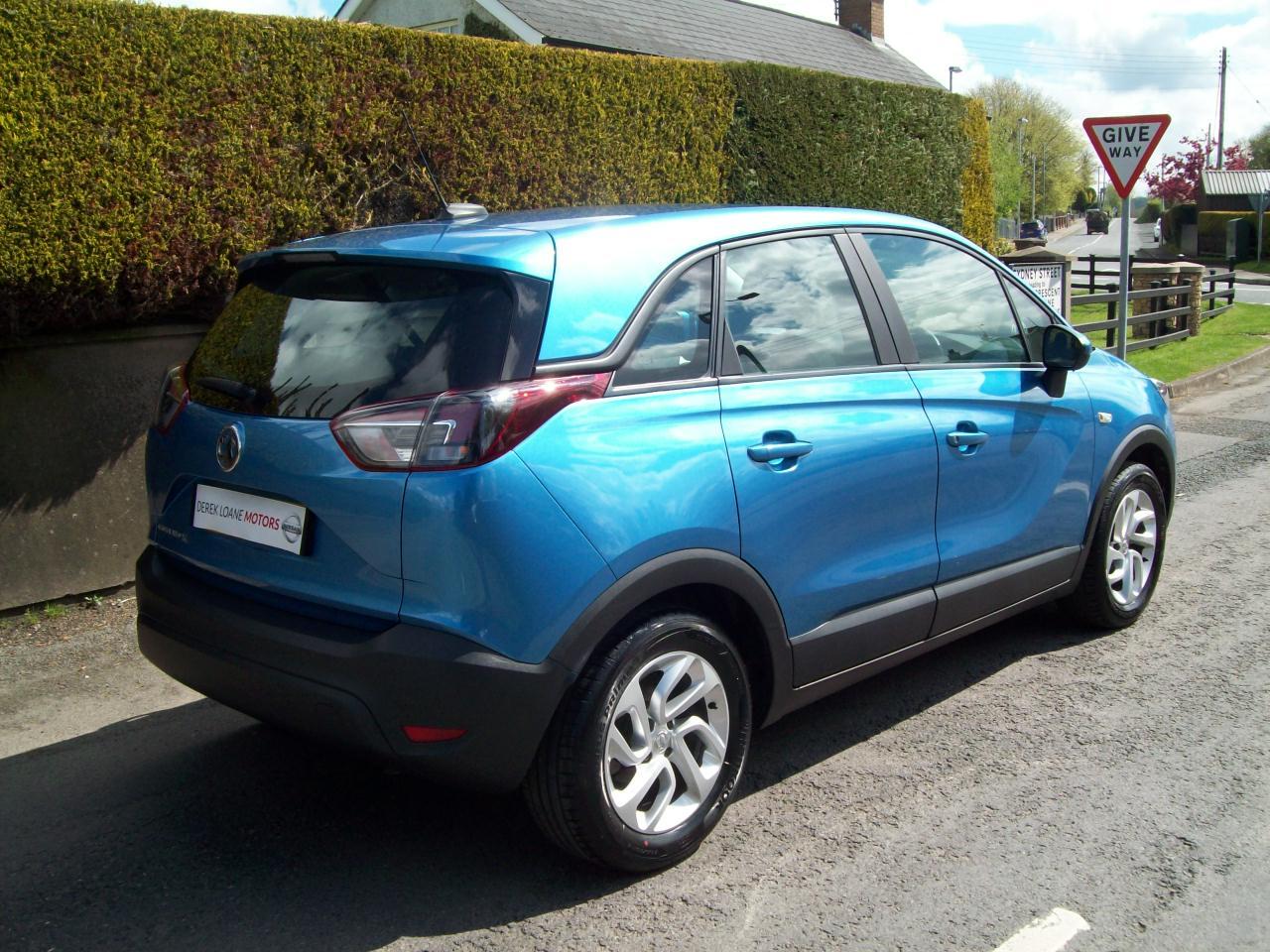 Vauxhall CROSSLAND X SE