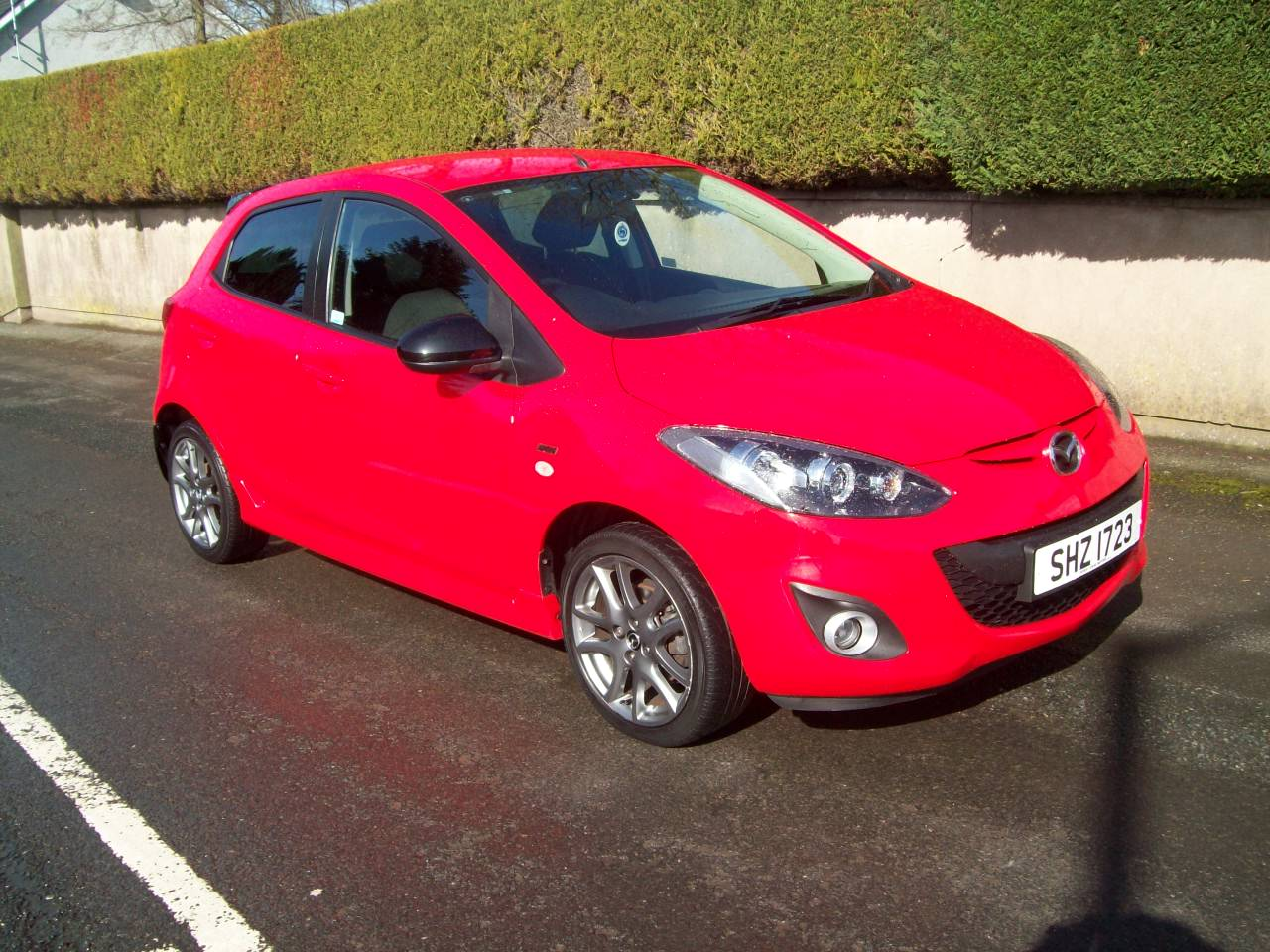Mazda 2 SPORT COLOUR EDITION