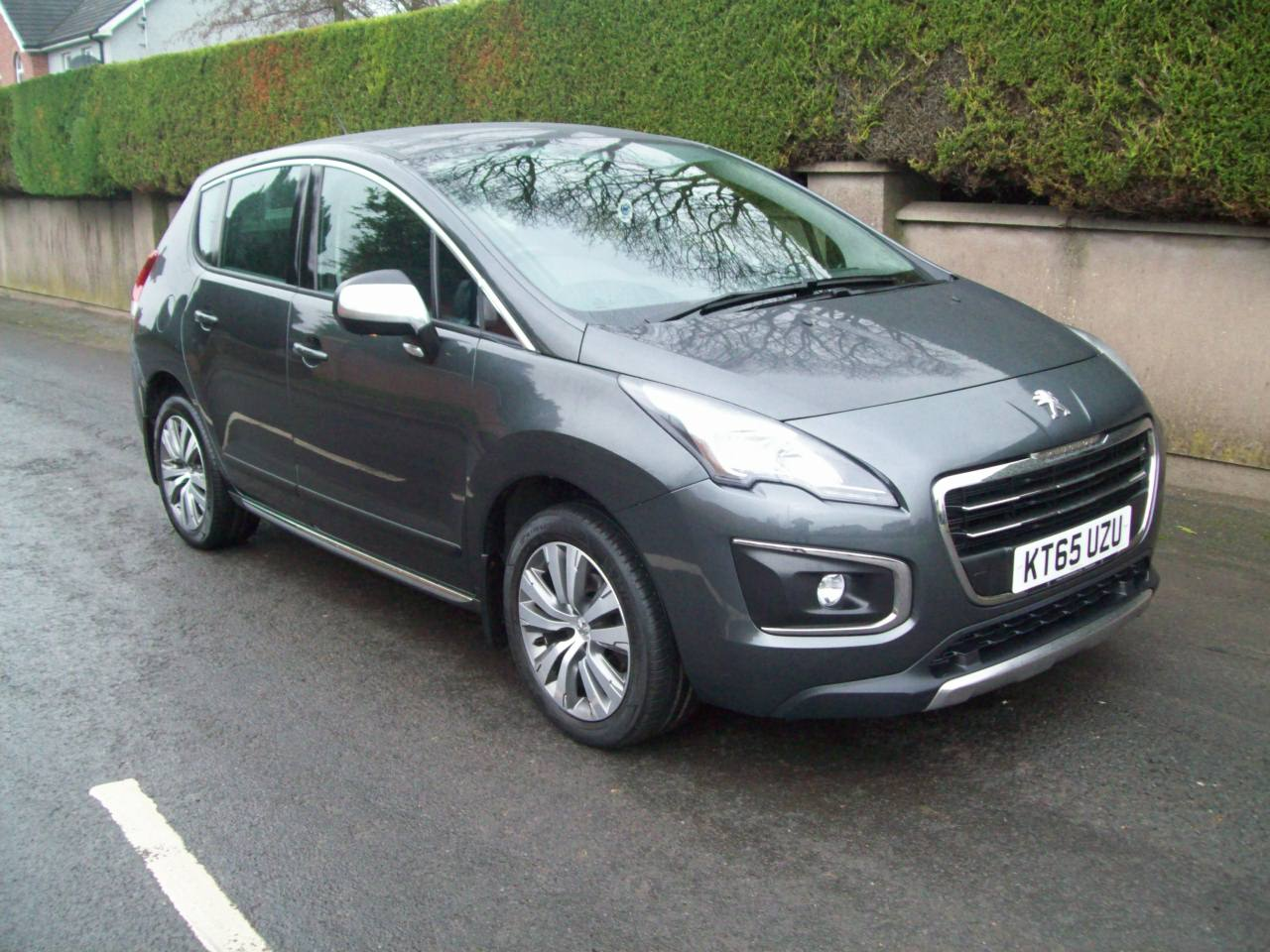 Peugeot 3008 ACTIVE BLUE HDI S/S