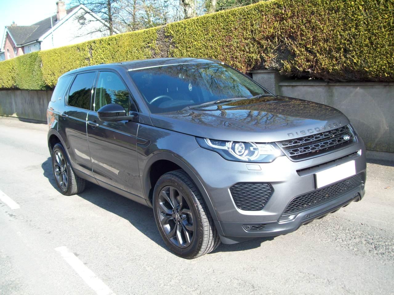 2019 Land Rover Discovery Sport Diesel Tiptronic Automatic – Derek Loane Motors