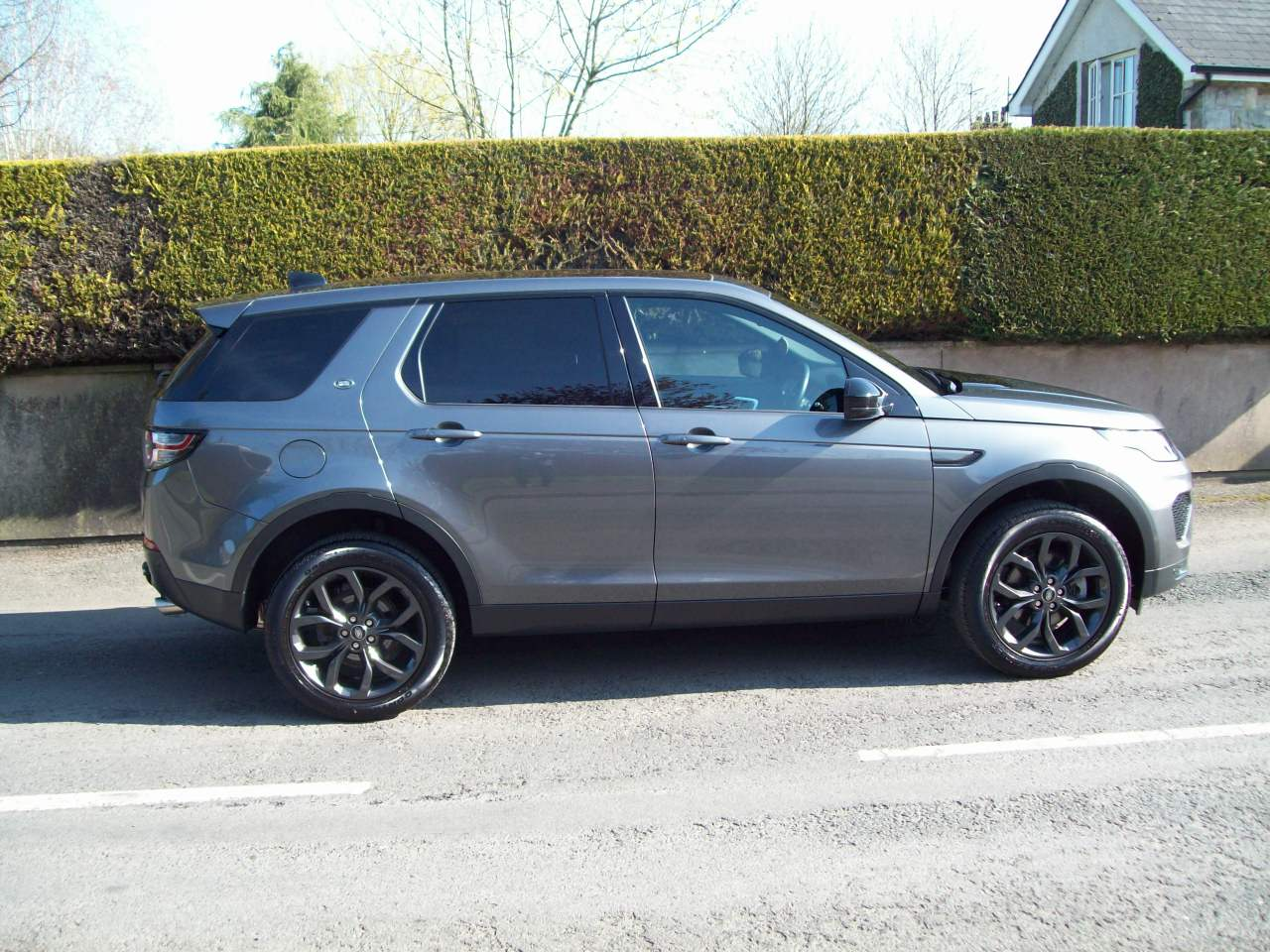 Land Rover DISCOVERY SPORT LANDMARK TD4 A
