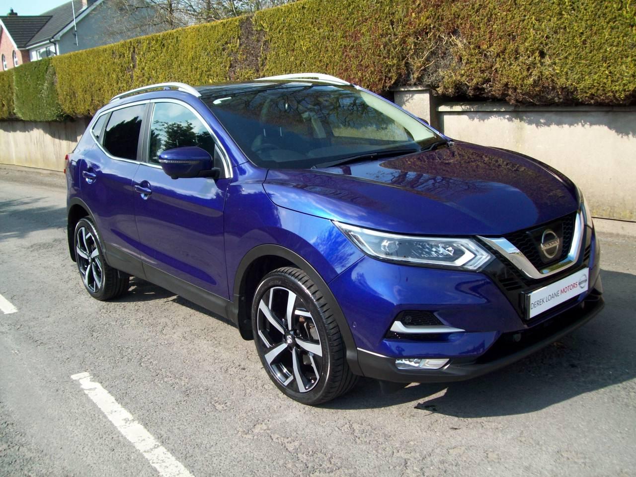 2018 Nissan Qashqai Diesel CVT – Derek Loane Motors