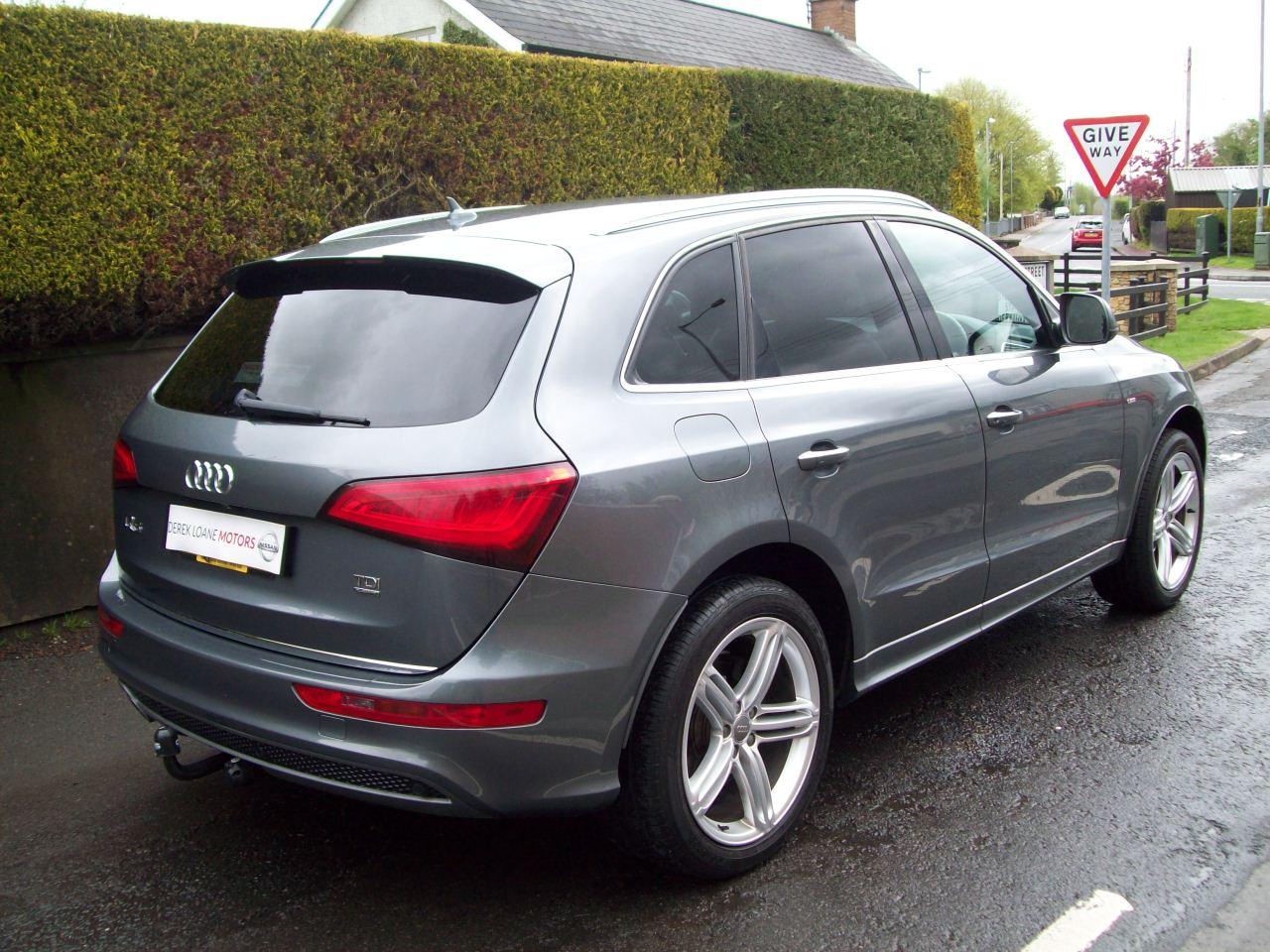 Audi Q5 S LINE PLUS TDI QUATTRO A