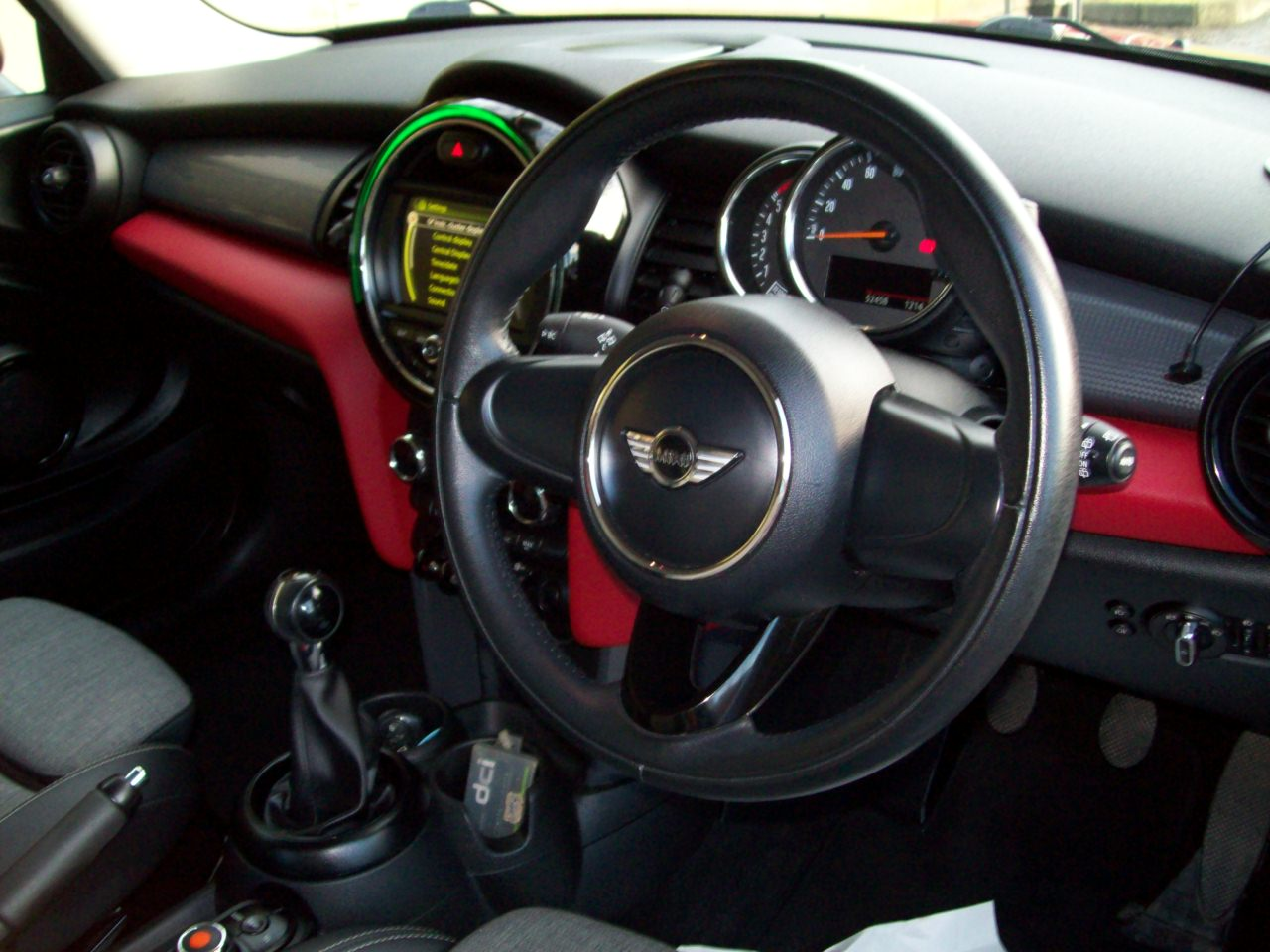 2014 MINI Hatch Diesel Manual – Derek Loane Motors full