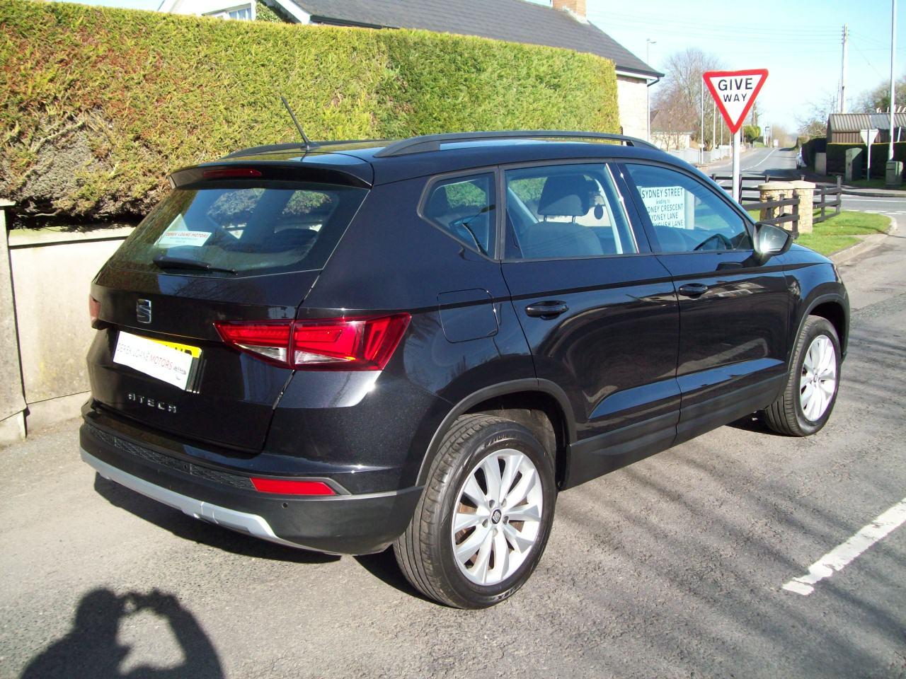 2017 Seat Ateca Diesel Manual – Derek Loane Motors full