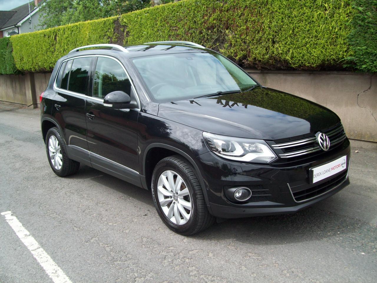 2015 Volkswagen Tiguan Diesel Manual – Derek Loane Motors