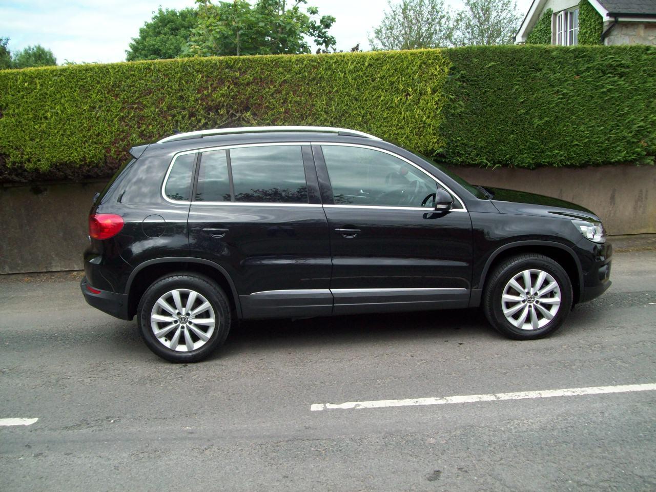 Volkswagen TIGUAN MATCH TDI BMT 4MOTION