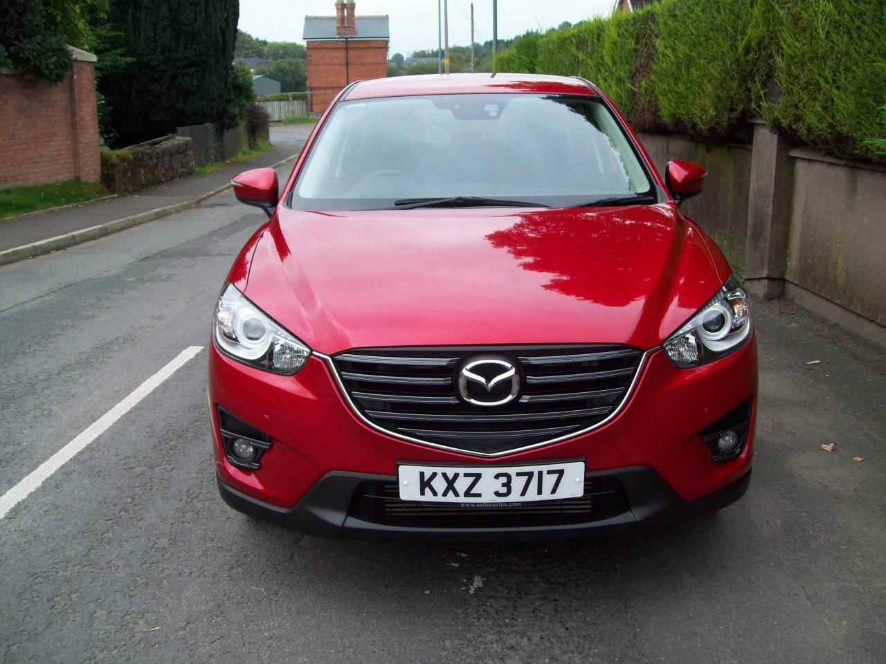 Mazda CX-5 SE-L D NAV