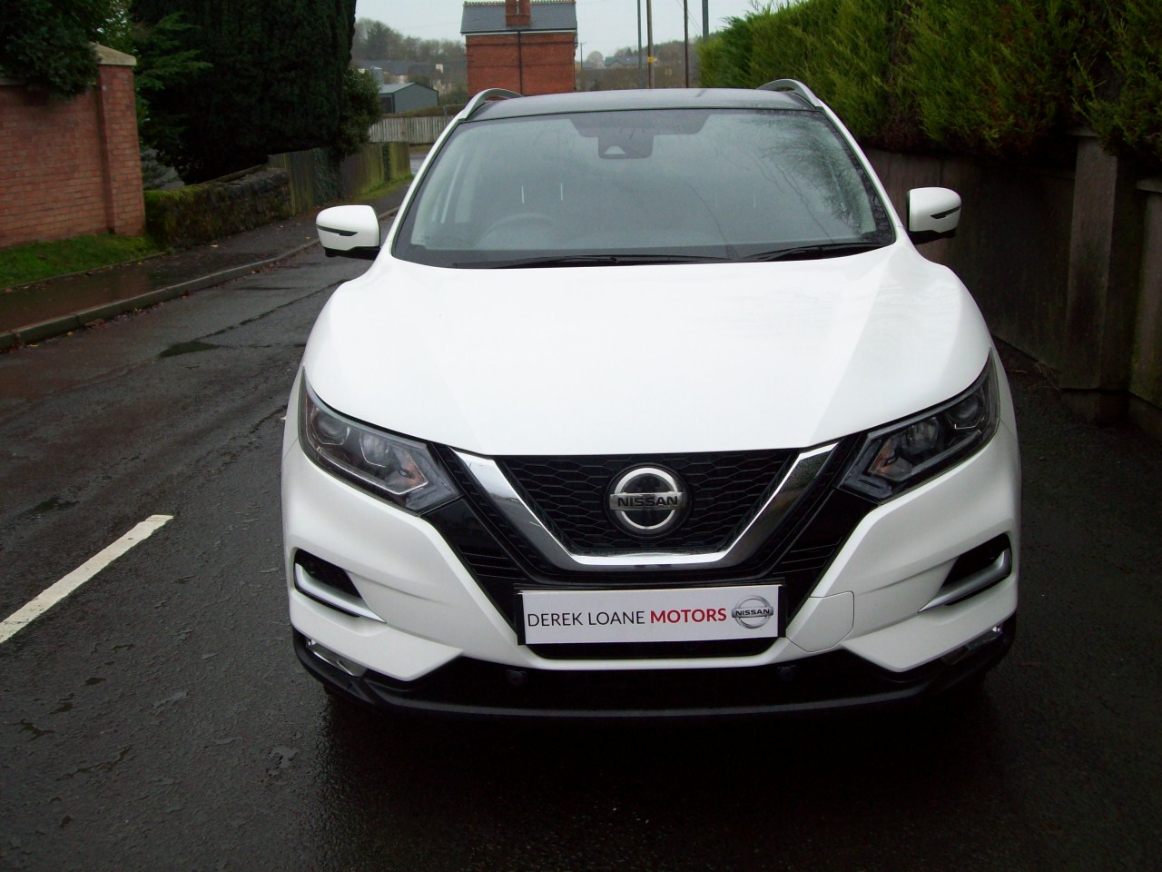 2020 Nissan Qashqai Unleaded Manual – Derek Loane Motors full