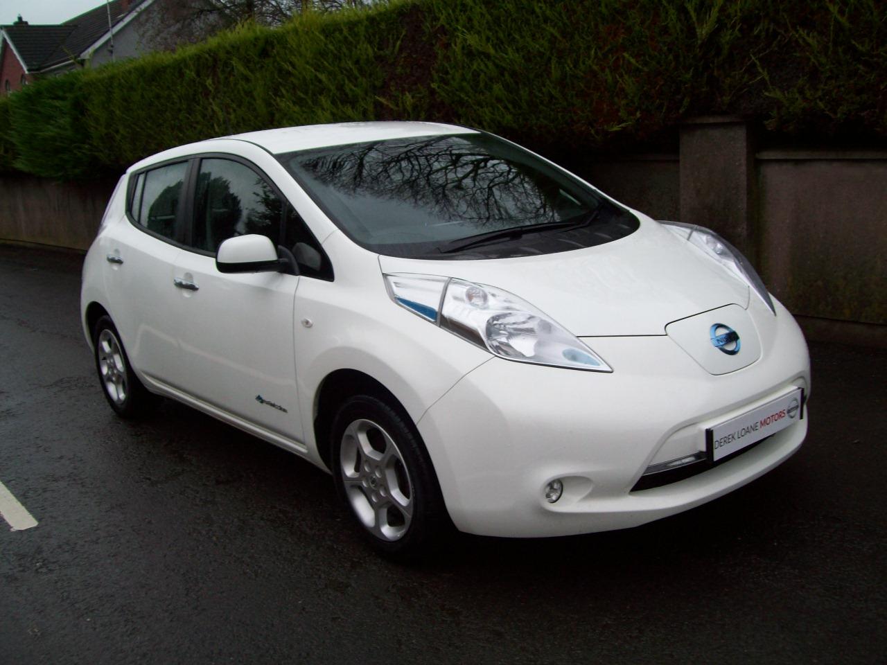 2017 Nissan Leaf Electric CVT – Derek Loane Motors