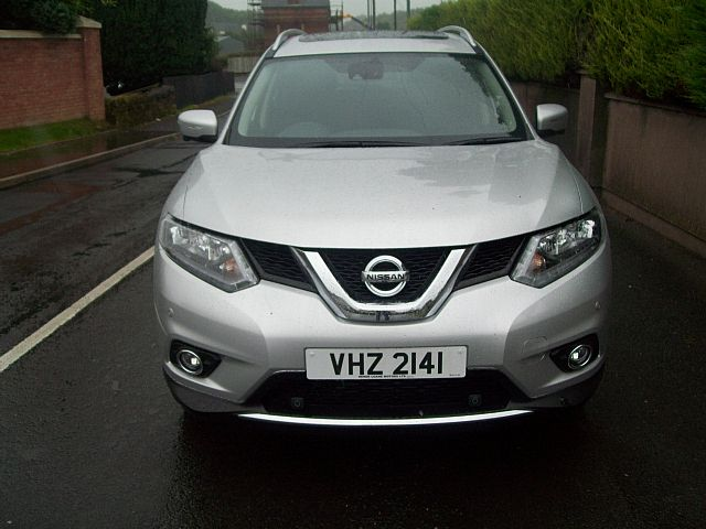 Nissan X Trail 2 0 Dci N Vision 4x4 7 Seat For Sale At Derek Loane