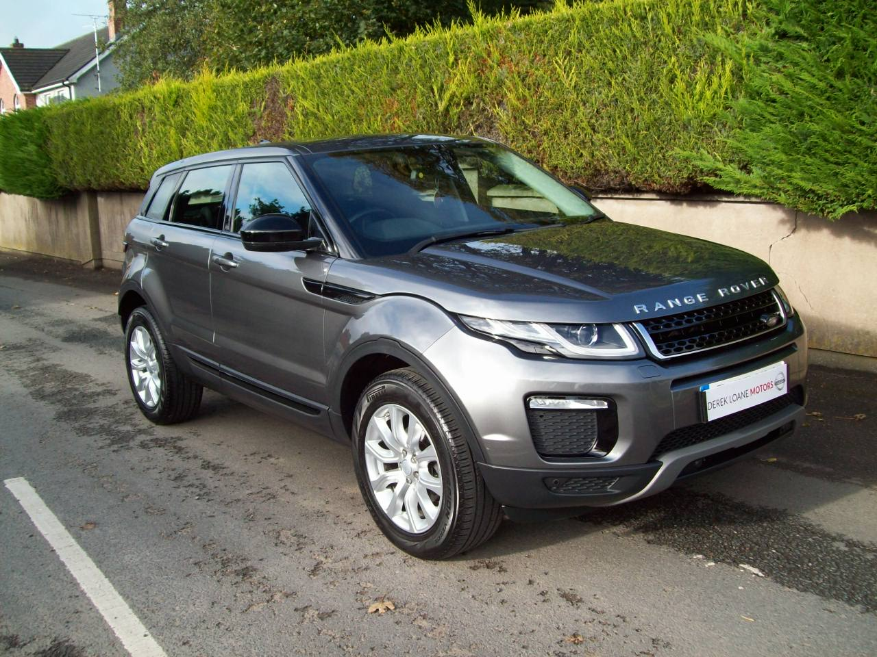 Land Rover RANGE ROVER EVOQUE SE TECH ED4