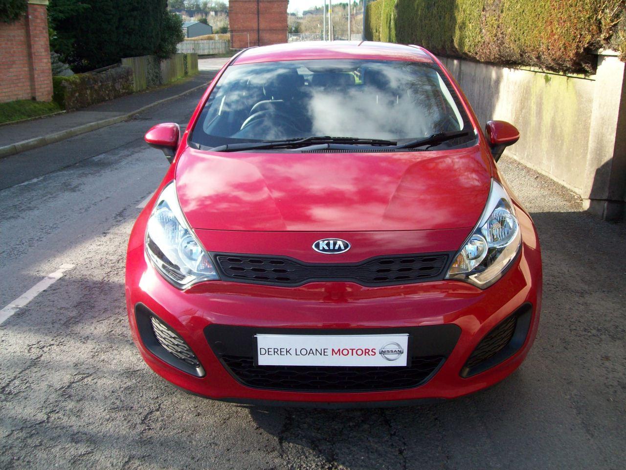 2014 Kia Rio  Manual – Derek Loane Motors full