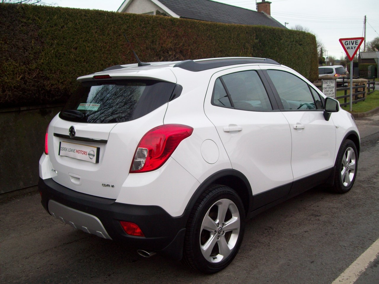 2013 Vauxhall Mokka Diesel Manual – Derek Loane Motors full