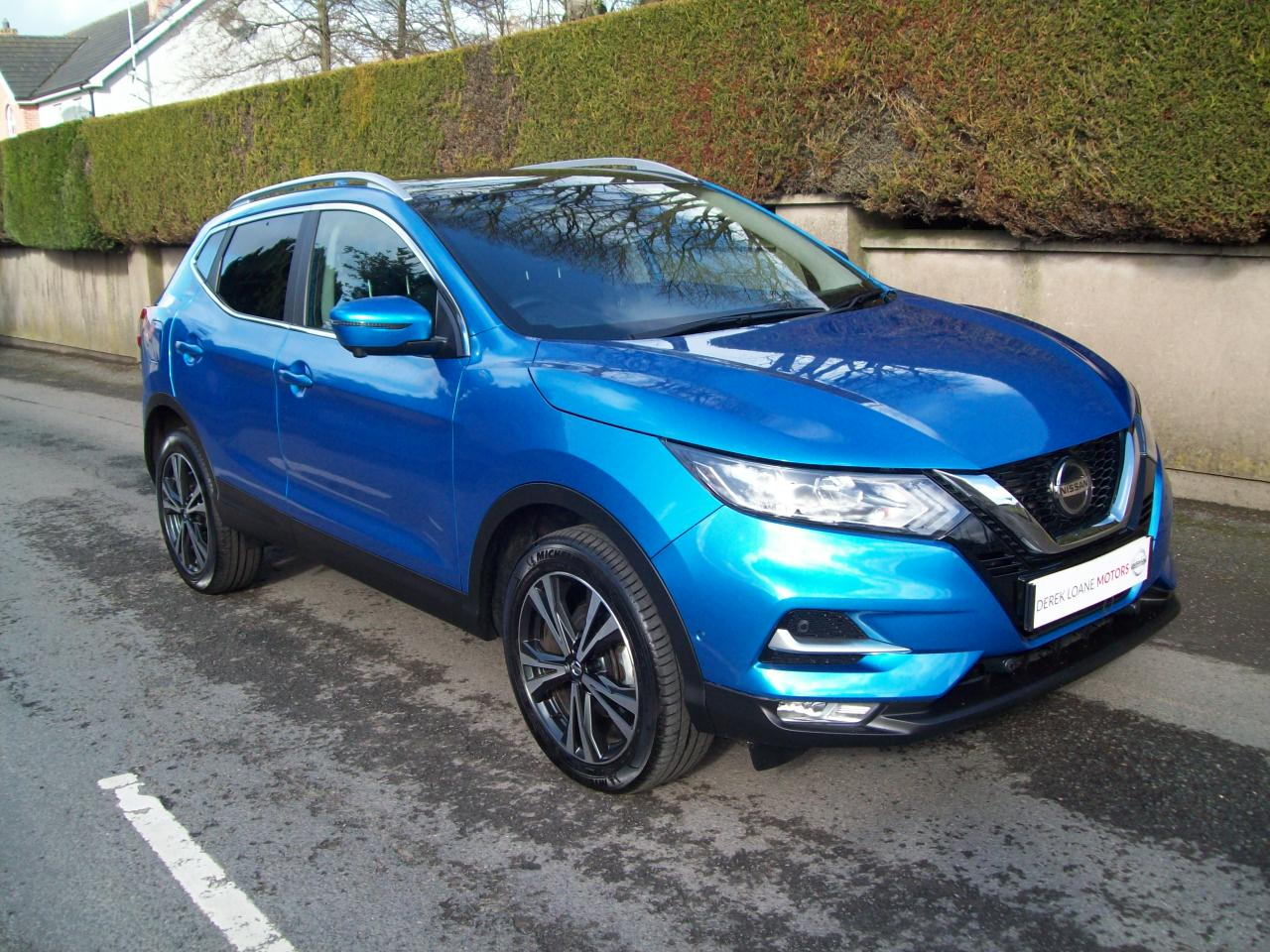 2020 Nissan Qashqai  Manual – Derek Loane Motors