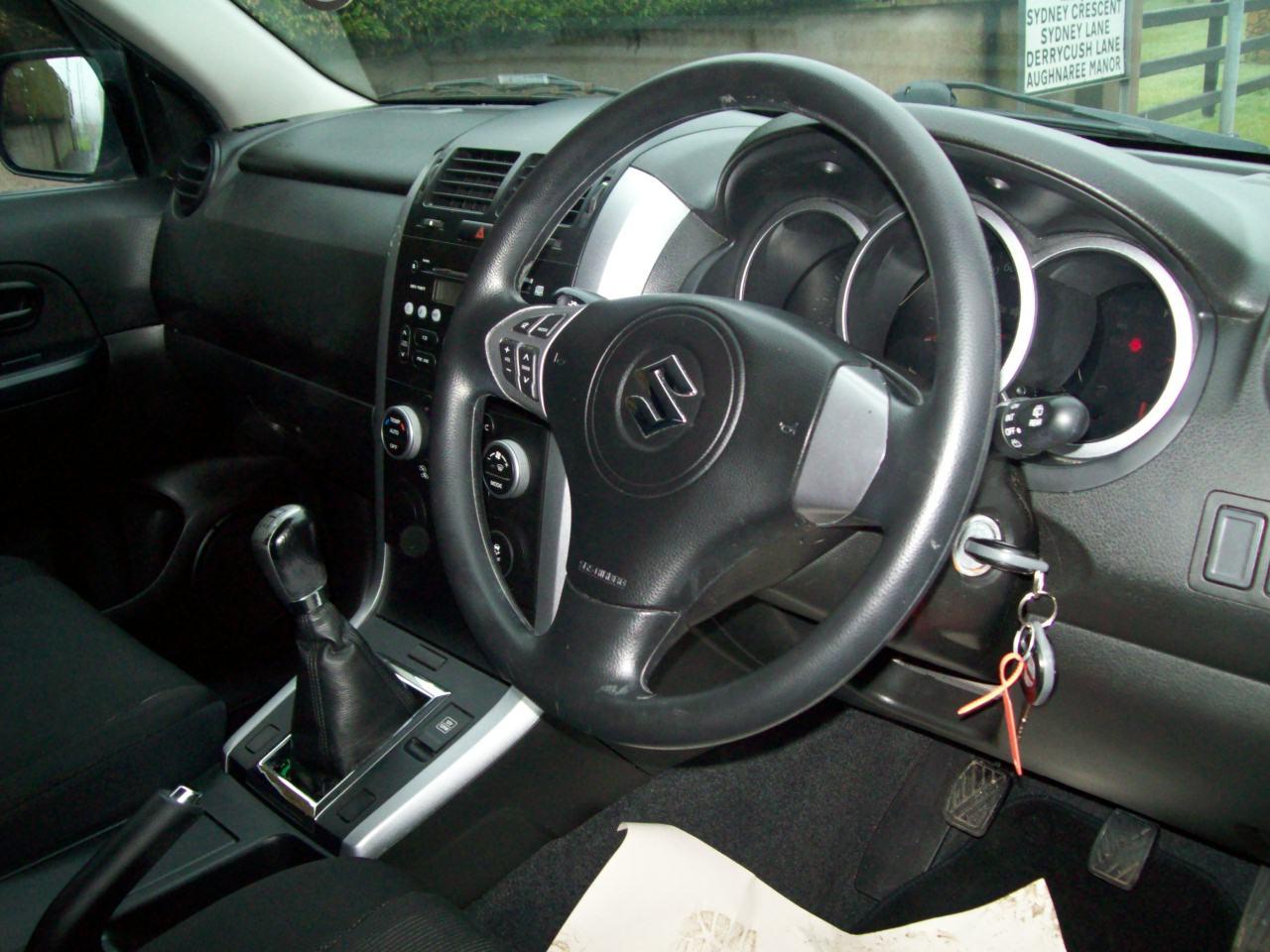Suzuki GRAND VITARA SZ3