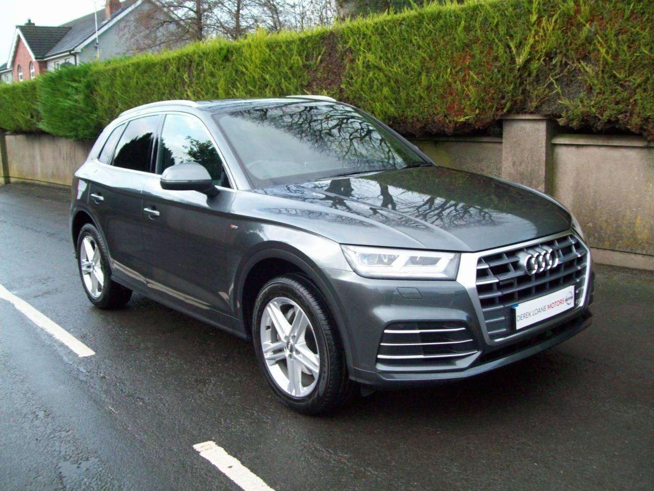 2019 Audi Q5 Diesel Tiptronic Automatic – Derek Loane Motors