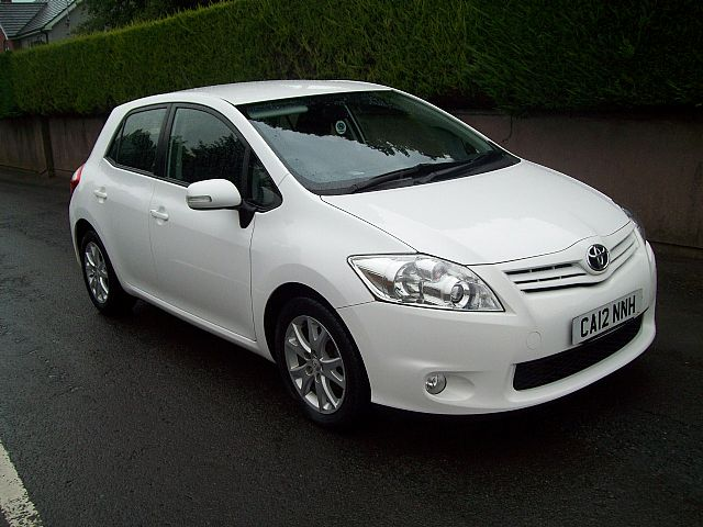 Toyota Auris 1.4 D4D Colour Collection